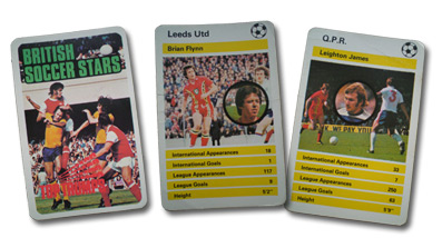 british soccer stars top trumps
