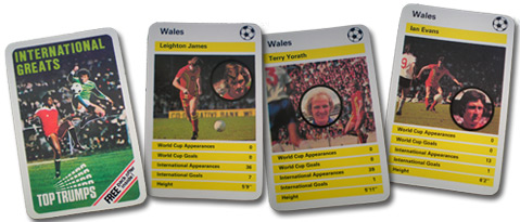 international greats top trumps